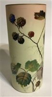 Smith Brothers Cylinder Vase