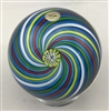 1971 St. Louis Swirl Paperweight