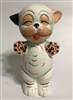Takito TT Japan Bonzo figural Decanter