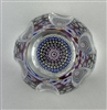 Whitefriars Millefiori High Dome Paperweight
