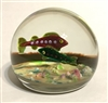 Paul Ysart Fish Paperweight