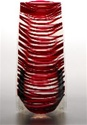 Expandable Vase Rip Rop - Burgundy