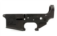 AERO PRECISION PEW AR15 Stripped Lower Receiver, Gen 2 - BLACK ANODIZED