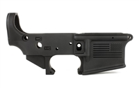 AERO PRECISION FREEDOM AR15 Stripped Lower Receiver, Gen 2 - BLACK ANODIZED