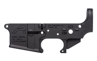 AERO PRECISION AR15 STRIPPED LOWER RECEIVER PISTOL - BLACK ANODIZED