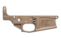 AERO PRECISION M5 (.308) STRIPPED LOWER RECEIVER- FDE