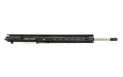 "AERO PRECISION - M5E1 20"" .308 STAINLESS STEEL COMPLETE UPPER RECEIVER"