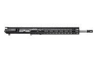 "AERO PRECISION - M5E1 18"" .308 STAINLESS STEEL FLUTED COMPLETE UPPER RECEIVER 15"" MLOK"
