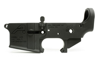 AERO PRECISION AR15 AMBIDEXTROUS LOWER RECEIVER - STRIPPED