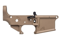 AERO PRECISION AR15 AMBIDEXTROUS LOWER RECEIVER - FDE