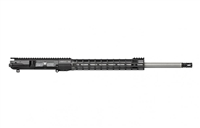 "AERO PRECISION M5 ATLAS R-ONE 18"" .308 CMV COMPLETE UPPER RECEIVER - 15"" MLOK BLACK ANODIZED"
