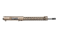 "AERO PRECISION M5 ATLAS R-ONE 18"" .308 STAINLESS STEEL COMPLETE UPPER RECEIVER - 15"" MLOK FDE"