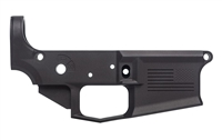 AERO PRECISION M4E1 STRIPPED LOWER RECEIVER FREEDOM EDITION - ANODIZED BLACK