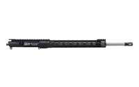 "AERO PRECISION M4E1 THREADED 20"" 6.5 GRENDEL COMPLETE UPPER RECEIVER W/ ATLAS S-ONE HAND-GUARD MLOK"