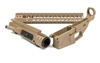 "M5E1 BUILDER SET - W/ENHANCED GEN 2 15"" MLOK RAIL - MAGPUL FLAT DARK EARTH"