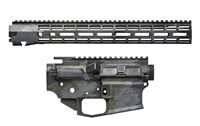 "AERO PRECISION M4E1 BUILDER SET URBAN DECAY W/ ATLAS R-ONE 15"" MLOK RAIL"