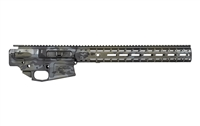 "AERO PRECISION BLACK MULTICAM M5E1 BUILDER SET - W/15"" MLOK RAIL - LIMITED EDITION"