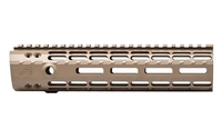 "AERO PRECISION AR15 ENHANCED M-LOK HAND-GUARD 9""- GEN2 FDE"