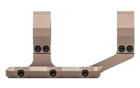"AERO PRECISION ULTRALIGHT 1"" STANDARD SCOPE MOUNT - FDE CERAKOTE"