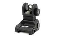 Aero Precision folding Back-Up Iron Sights