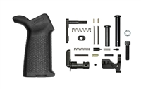 AERO PRECISION M5 .308 MOE LOWER PARTS KIT MINUS FCG - BLK