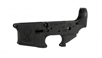 BALLISTIC ADVANTAGE STRIPPED LOWER RECEIVER - BLACK ANODIZED