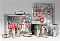 HORNADY 9MM+P 135GR CRITICAL DUTY 25/250