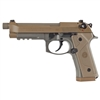 "BERETTA M9A3-G 5"" 9MM AMBIDEXTROUS DECOCKER TRITIUM NIGHT SIGHTS - FLAT DARK EARTH"