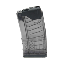 LANCER L5AWM 20RD MAGAZINE - TRANSLUCENT SMOKE