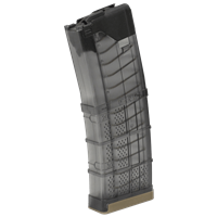 LANCER L5AWM 30RD 300 BLACKOUT MAGAZINE  - TRANSLUCENT SMOKE