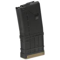 LANCER L5AWM 20RD 300 BLACKOUT MAGAZINE  - OPAQUE BLACK