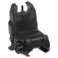 MAGPUL MBUS FRONT BACKUP SIGHT - BLACK
