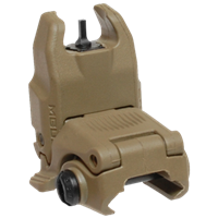 MAGPUL MBUS FRONT BACKUP SIGHT - FDE