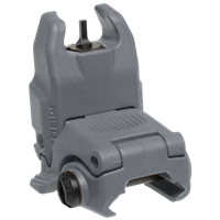 MAGPUL MBUS FRONT BACKUP SIGHT - GREY