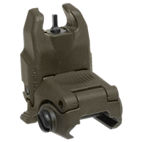 MAGPUL MBUS FRONT BACKUP SIGHT - ODG