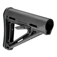 MAGPUL MOE CARBINE STOCK MILSPEC - GREY