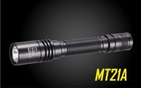 NITECORE MT21A 260 LUMEN LONG-THROW AA BATTERY POWERED FLASHLIGHT