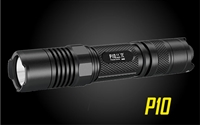 NITECORE P10 800 LUMENS STROBE READY TACTICAL FLASHLIGHTS