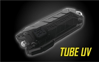 NITECORE TUBE UltraViolet 500 Nanometer USB Rechargeable Flashlight