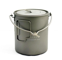 TOAKS Titanium 750ml Pot with Bail Handle