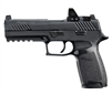 SIG SAUER P320 RXP FULL SIZE 9MM WITH ROMEO 1 PRO | XRAY3 SUPPRESSOR SIGHTS