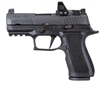 SIG SAUER P320 RXP X COMPACT 9MM WITH ROMEO 1 PRO | XRAY3 SUPPRESSOR SIGHTS
