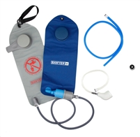 SAWYER 2 LITER WATER FILTRATION SYSTEM COMPLETE WITH BITE-VALVE