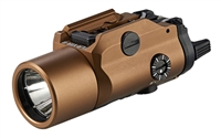 STREAMLIGHT TRL-VIR II RAIL MOUNTED TACTICAL WHITE GUN LIGHT WITH INFRARED LIGHT/LASER COMBO