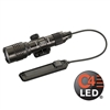 350 Lumen LED rail mounted weapon light by Streamlight
