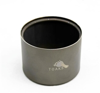 Ultralight Titanium Alcohol Stove