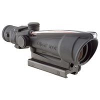TRIJICON TA11-E ACOG 3.5X35 RED CHEVRON RETICLE WITH 308 BDC