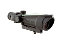 TA11-G: Trijicon ACOG 3.5x35 Scope, Dual Illuminated Green Donut .223 Ballistic Reticle