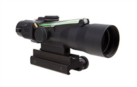 TRIJICON TA33 ACOG RIFLE SCOPE 3X30 DUAL ILLUMINATED CROSSHAIR 300BLK W/TA60 MOUNT