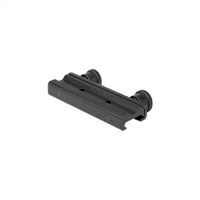 Trijicon ACOG Picatinny Rail Adapter with Colt style thumbscrews